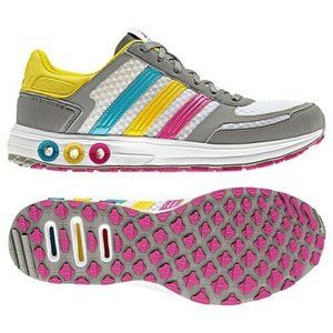 adidas Sport Running LA Trainer Shoes Wonderglo